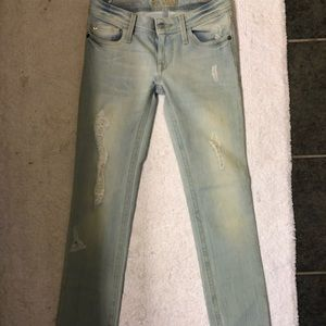 DL1961 light wash jeans